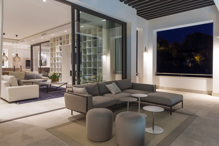 4. Villa in Marbella by Yeregui Arquitectos