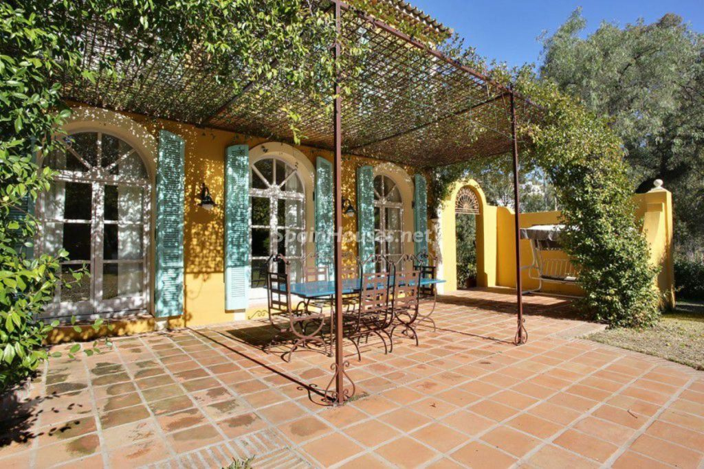40701293 2097414 foto 537743 1024x683 - A French style fills Malaga with this spectacular house