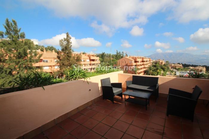 Holiday rental apartment in Marbella (Málaga)