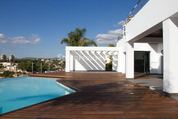 417 - Luxury Villa for sale in Moraira (Alicante)