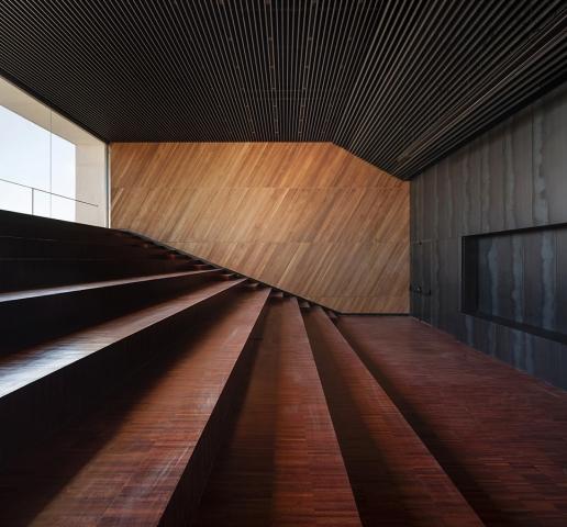 428 - Architecture: Health Sciences Faculty in Granada