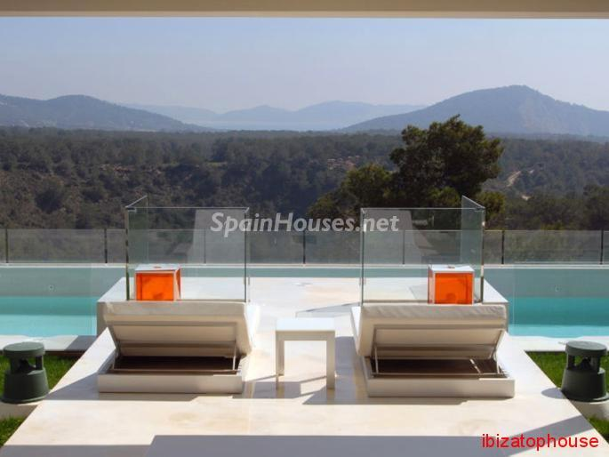 43 - Vacational rental detached villa in Ibiza (Baleares)
