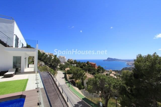 431 - Minimalist Home for Sale in Altea, Alicante