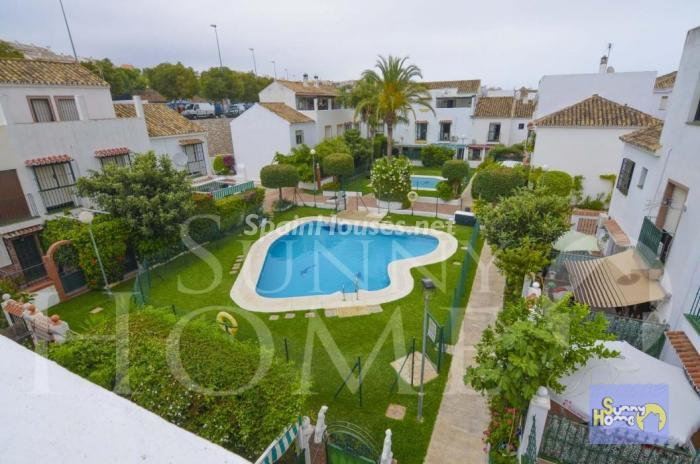 Terraced chalet for sale in Benalmadena