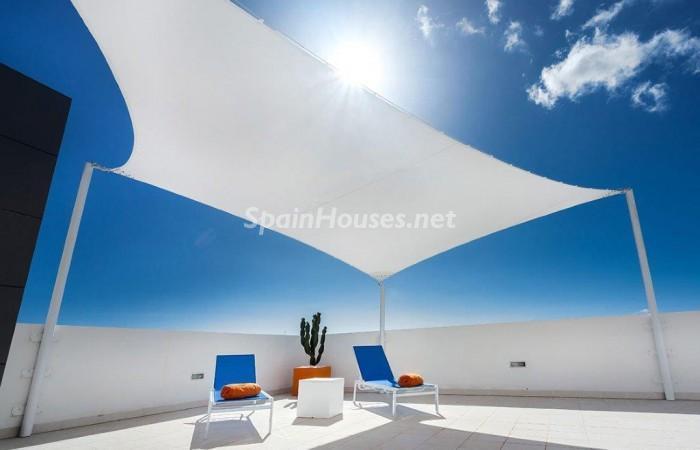437 - Spectacular Holiday Rental Penthouse in Ibiza, Balearic Islands