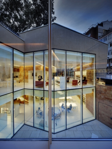 442 - Joan Maragall Library by BCQ Arquitectura Barcelona