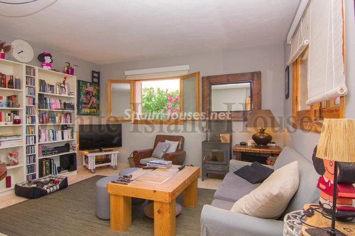 444 - Country Style House for Sale in Sant Josep de sa Talaia, Ibiza