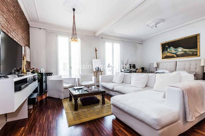 446 - Luxury Loft for Sale in Barcelona City