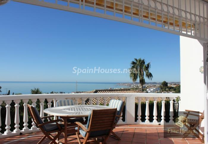 448 - Large Detached House for Sale in Benalmadena, Costa del Sol