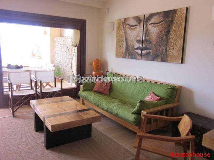 449 - Apartment with unbeatable views for sale in Sant Josep de sa Talaia, Ibiza