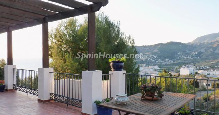 451 - Wonderful Holiday Rental House in La Herradura, Granada