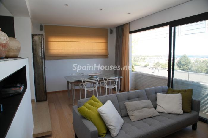 460 - Modern Style Villa for Sale in Ibiza (Baleares)