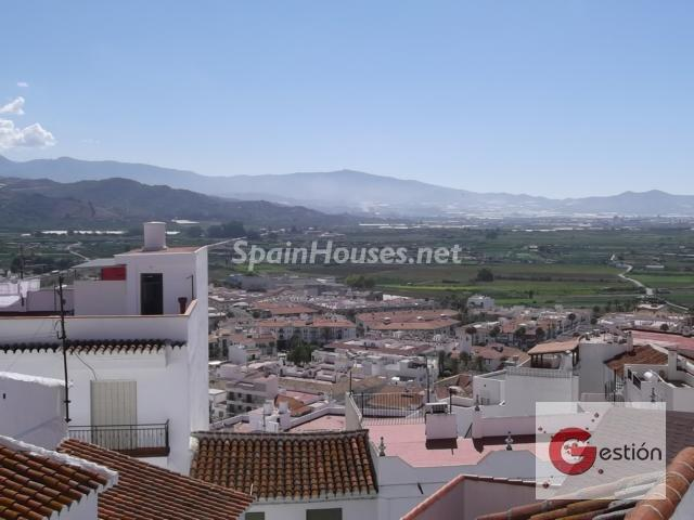 461 - Country style terraced house for sale in Salobreña (Granada)