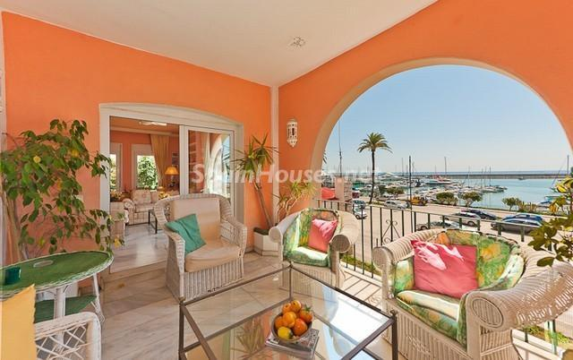 46353 956171 foto 1 - Colorful home with great views to the sea in Estepona (Málaga)
