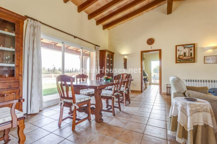 465 - Charming Country Villa For Sale in Campos (Mallorca, Baleares)