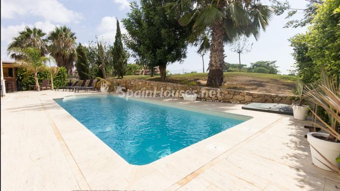 466 - Luxury Detached Villa for Sale in Torre-Pacheco (Murcia)