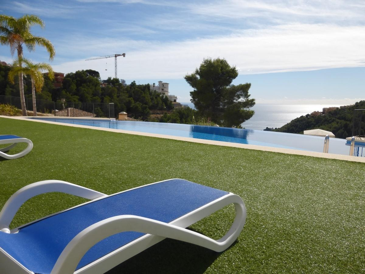 46920 3071837 foto 421003 - Altea Hills: Discover this penthouse of modern structure and luxurious design with sea views in Costa Blanca (Alicante)