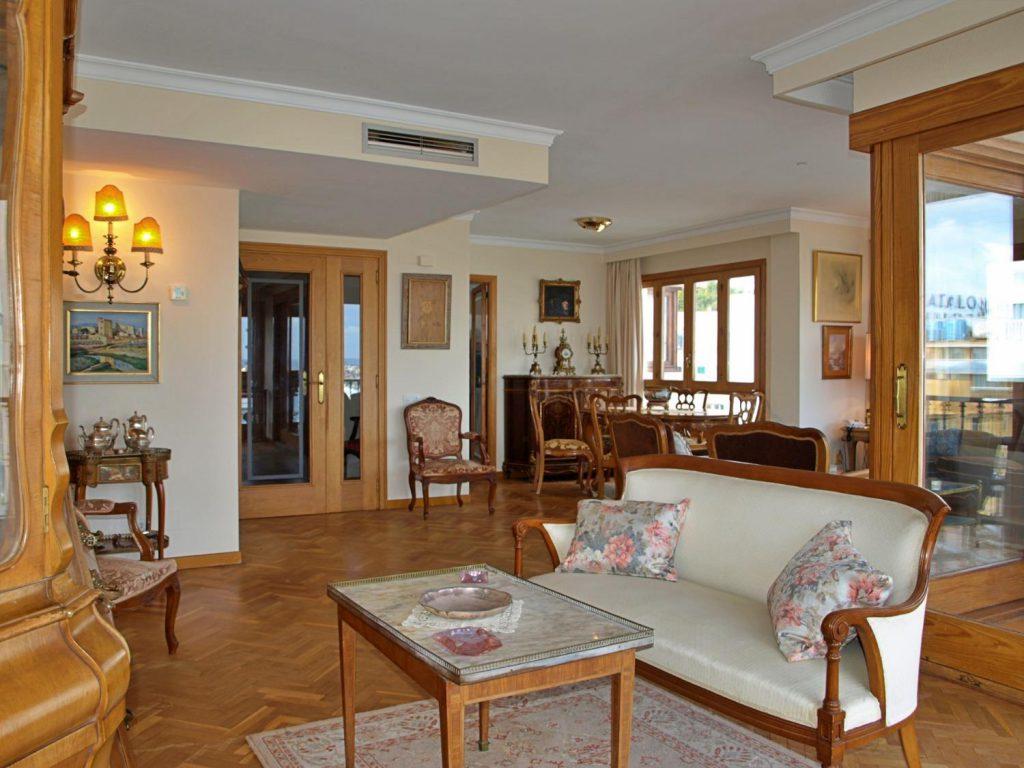 49494 2667284 foto 242263 1024x768 - Elegance, luminosity and stunning views joined in this apartment in La Bonanova (Palma de Mallorca)