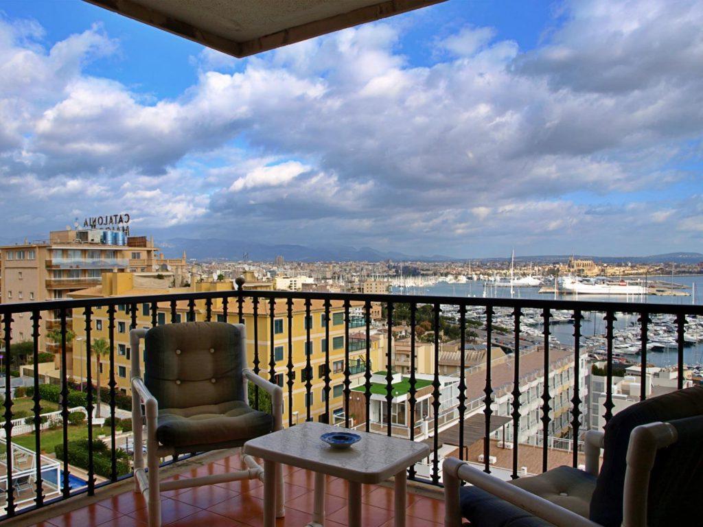 49494 2667284 foto 246796 1024x768 - Elegance, luminosity and stunning views joined in this apartment in La Bonanova (Palma de Mallorca)