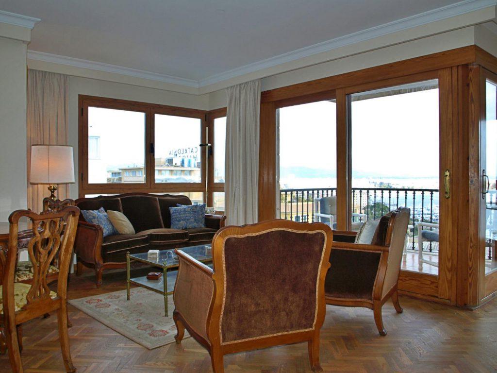 49494 2667284 foto 495659 1024x768 - Elegance, luminosity and stunning views joined in this apartment in La Bonanova (Palma de Mallorca)