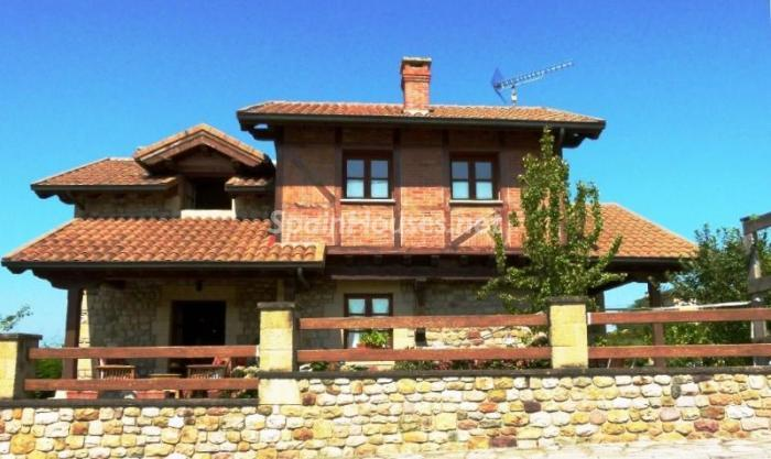 49496 914887 foto 1 - Amazing rustic house for sale in Cantabria