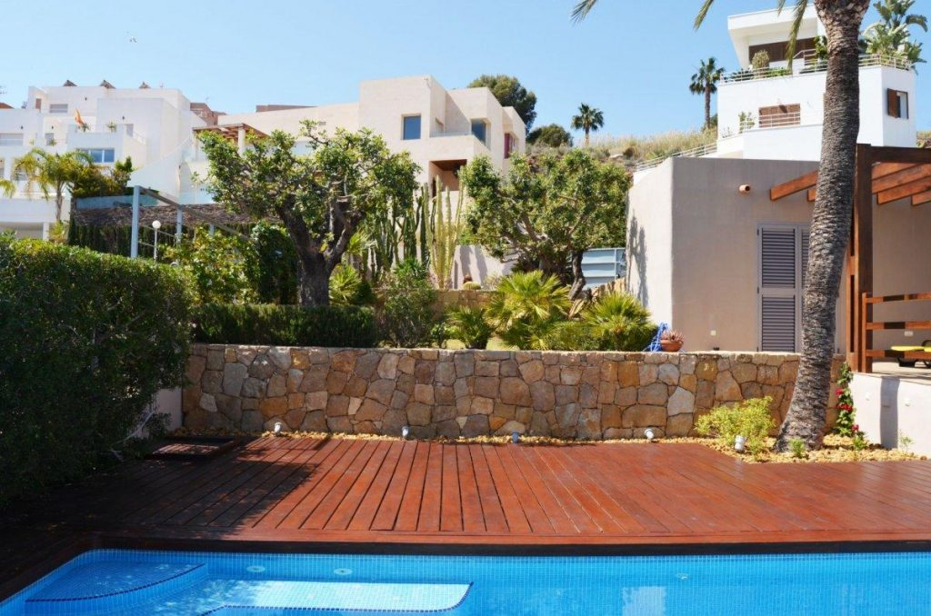 49702 2914632 foto 792817 1024x678 - Golf, beach and privileged views in a villa in the east of Almeria (Mojacar, Almeria)