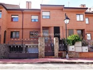 Houses in Madrid