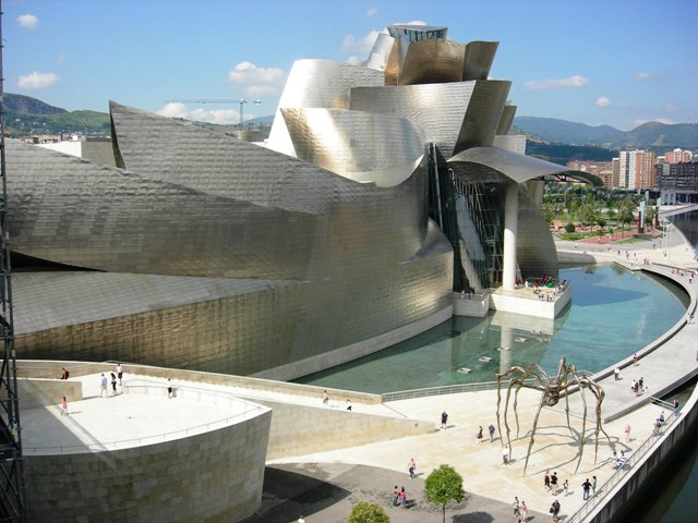 5 Guggenheim Museum Bilbao - Architect Frank Gehry receive the Prince of Asturias Award for the Arts