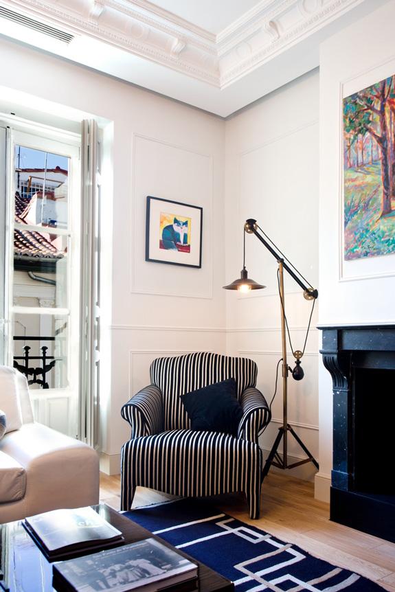 5. Apartment in Madrid