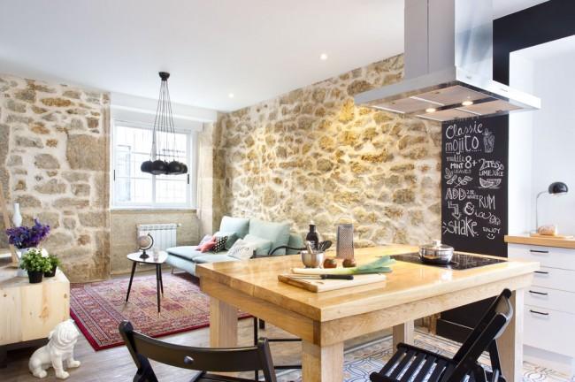 5. Apartment rental in A Coruña