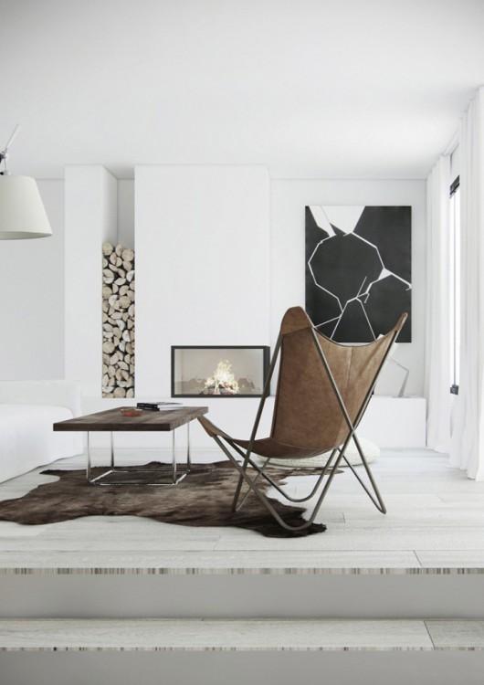 5. Attic apartment in Barcelona