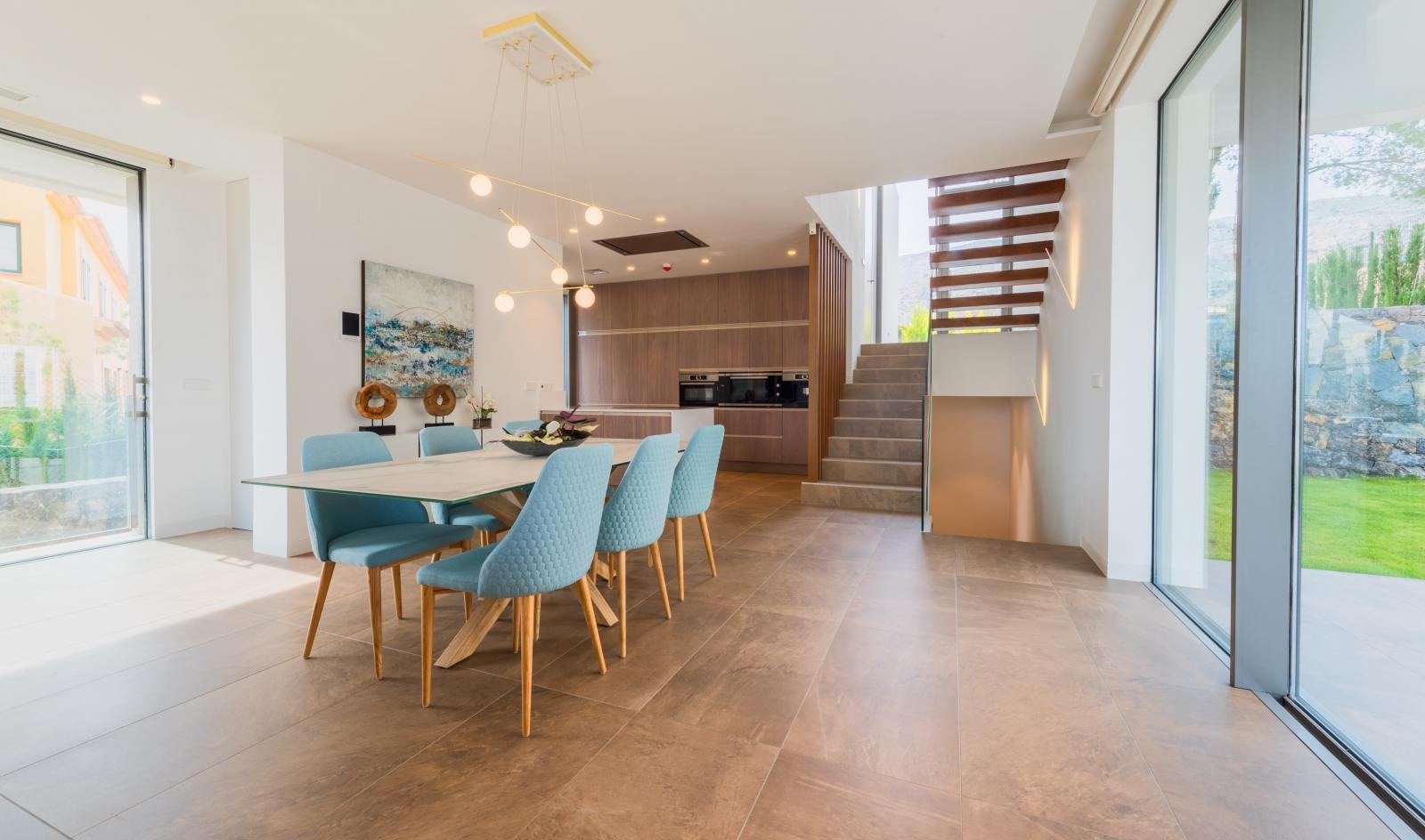 5. Brand new villa in Finestrat Alicante - Fantastic Brand New Villa in Finestrat, Alicante