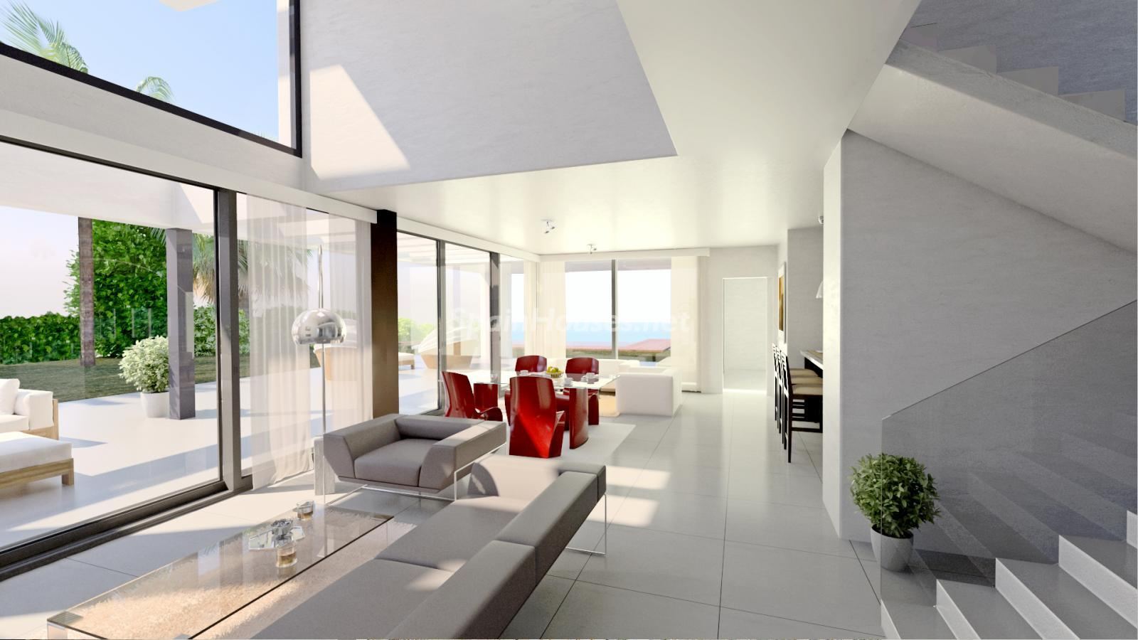 5. Buena Vista Hills - Buena Vista Hills, 26 Modern Villas with Panoramic Sea Views in Mijas, Costa del Sol