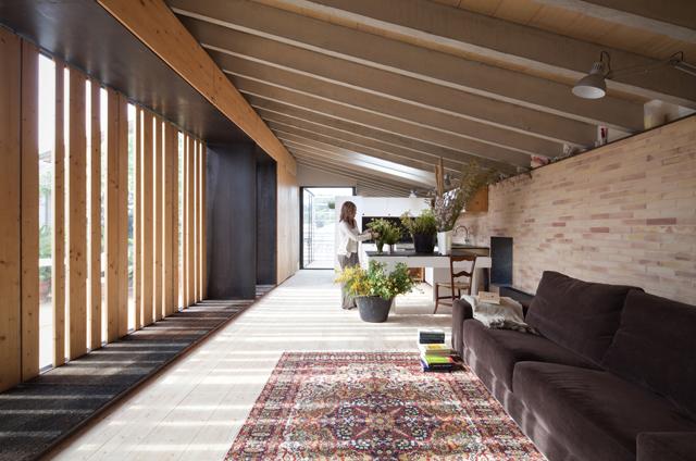 5. Casa Selva - House in Selva, Mallorca, by Architect Luis Velasco Roldán