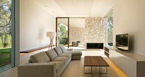 5. Casa el Bosque - Architecture: House El Bosque by Ramón Esteve