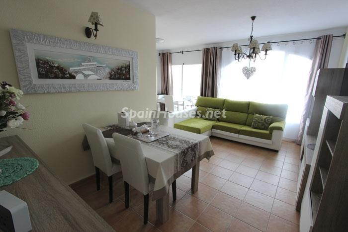 5. Duplex for sale in Calpe (Alicante)