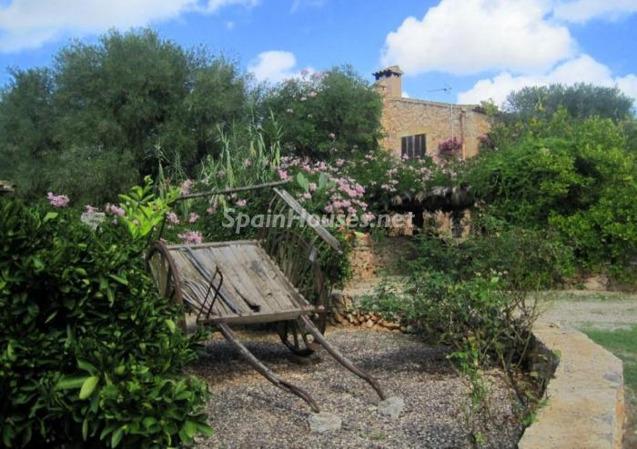 5. Estate for sale in Algaida (Baleares)