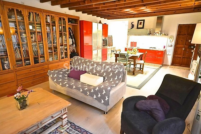 5. Flat for sale in Palma de Mallorca Balearic Islands 1 - For Sale: Eclectic Flat in Palma de Mallorca (Balearic Islands)