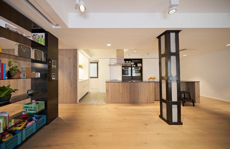 5. Flat in Logroño La Rioja - Modern Style Apartment in Logroño by n232 Arquitectura