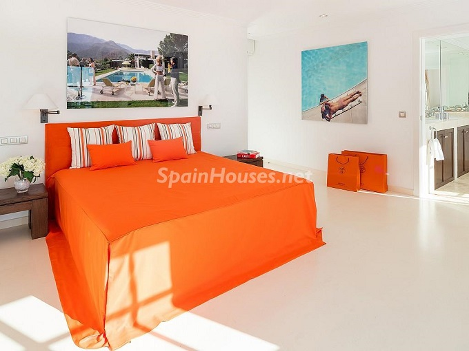 5. Holiday rental house in Ibiza (Balearic Islands)