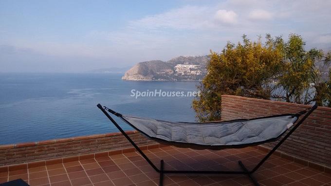 5. Holiday rental villa in La Herradura Almuñécar - 5 Fantastic Holiday Lets in Granada Coast and for Every Budget!