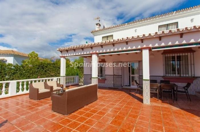 5. Holiday rental villa in Marbella (Málaga)