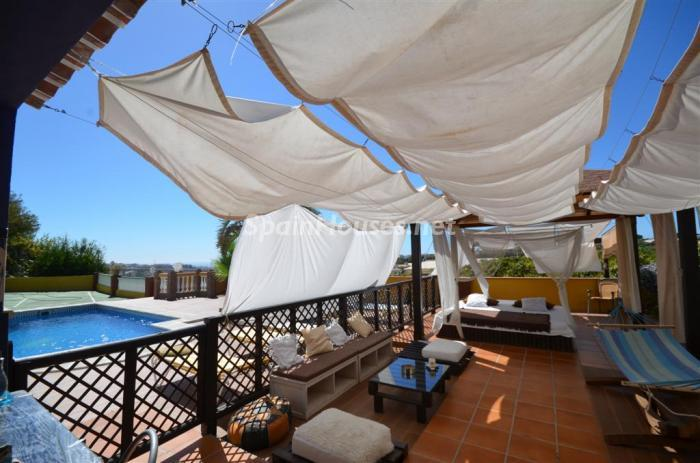 5. Holiday rental villa in Nerja