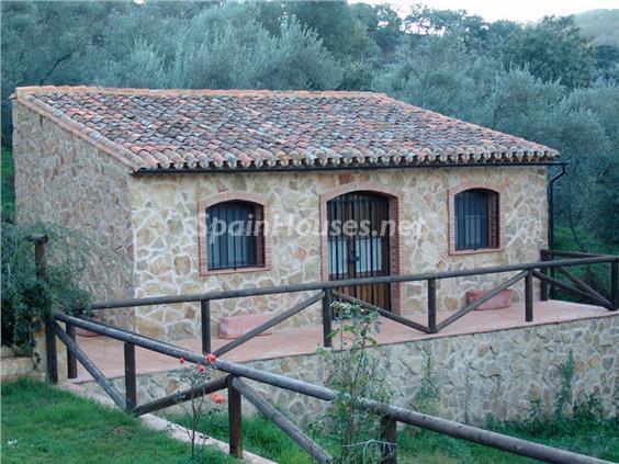 5. House for sale in Aracena (Huelva)
