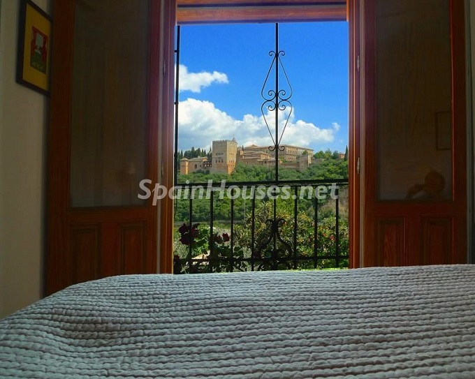 5. House for sale in Granada 3 - For Sale: House in Granada with unbeatable views to the Alhambra