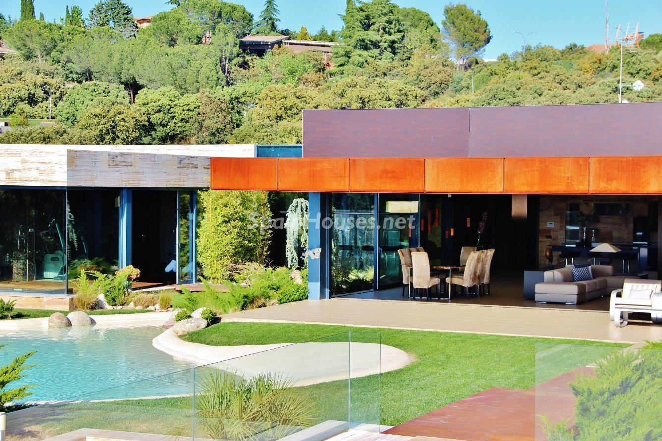 5. House for sale in Las Rozas de Madrid 1 - Luxury Villa for Sale in Las Rozas de Madrid