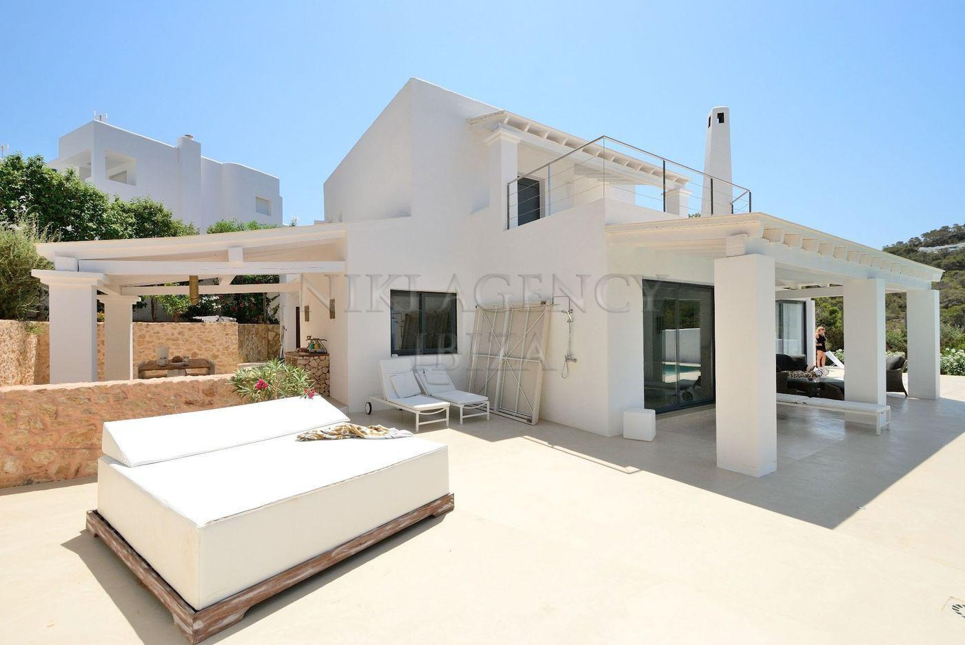 5. House for sale in Sant Josep de sa Talaia Ibiza - Fantastic 4 Bed Villa For Sale in Sant Josep de sa Talaia, Ibiza!