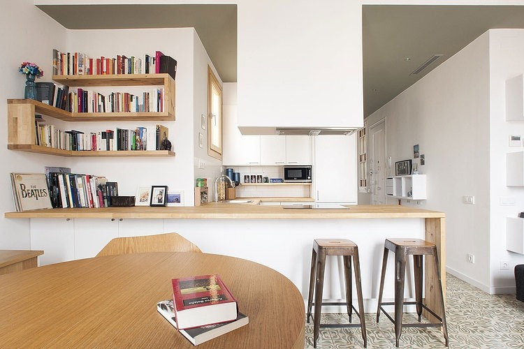 5. House in Barcelona by Nook