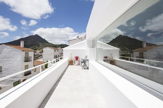 5. House in Gaucín by DTR studio architects - A single family house for a painter in Gaucín, Málaga, by DTR_studio architects