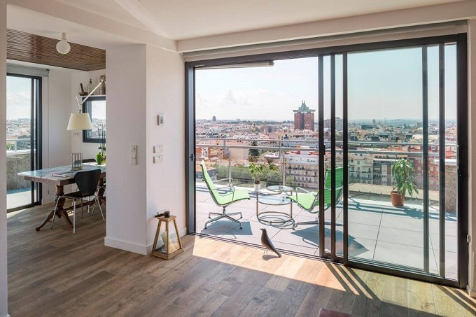 5. Madrid Penthouse by i! arquitectura